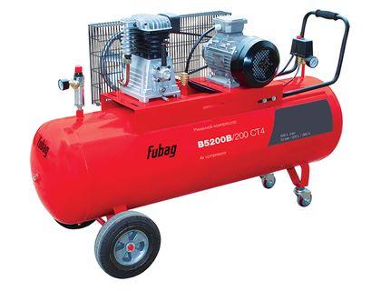 Компрессор Fubag B 5200B/200 CT4 | интернет-магазин TOPSTO