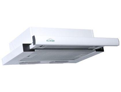 Вытяжка ELIKOR Интегра 50П-400-В2Л белый/бел.   интернет-магазин TOPSTO