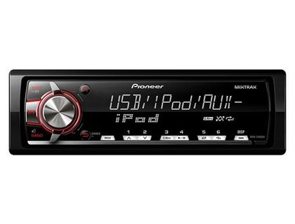 Автомагнитола PIONEER MVH-X460UI | интернет-магазин TOPSTO