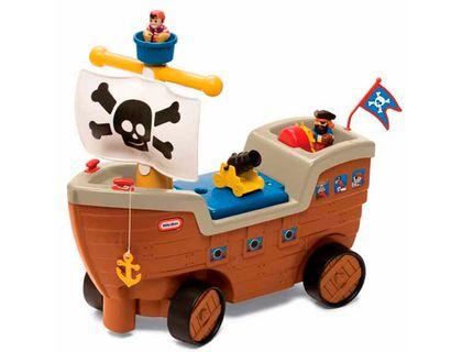 Игрушка Каталка Пиратский корабль LITTLE TIKES 622113   интернет-магазин TOPSTO
