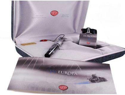 Ручка перьевая Aurora Europa AU-540F   интернет-магазин TOPSTO