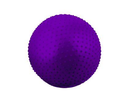 Мяч гимнастический массажный STARFIT GB-301 65см фиолетовый | интернет-магазин TOPSTO
