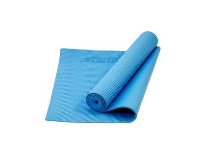 Коврик для йоги STARFIT FM-101 PVC 173x61x0,8см синий | интернет-магазин TOPSTO