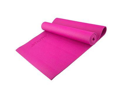 Коврик для йоги STARFIT FM-101 PVC 173x61x0,5см розовый | интернет-магазин TOPSTO