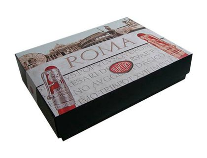 Ручка роллер Aurora Roma 875-VR 875-VR красный   интернет-магазин TOPSTO