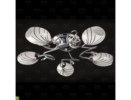 Люстра потолочная MW-Light Фиеста 3 267011705 | интернет-магазин TOPSTO