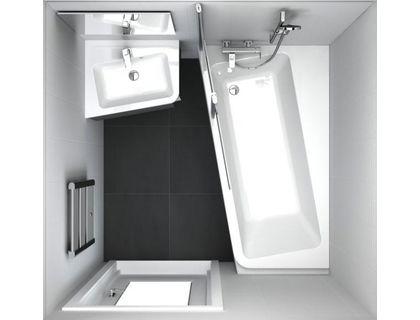 Ванна RAVAK 10° 160х95 P белая (C841000000) | интернет-магазин TOPSTO