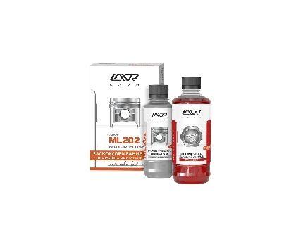 LAVR Набор: Раскоксовывание ML-202 + Промывка двигателя комплект 185мл/ 330мл (Ln2505) | интернет-магазин TOPSTO