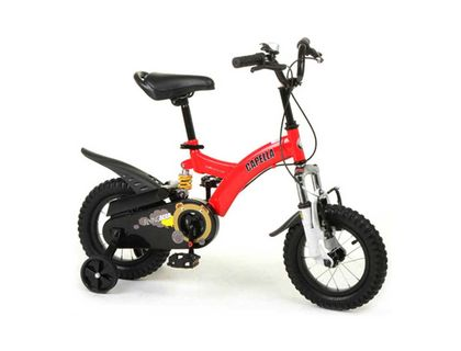 Велосипед CAPELLA FLYing Bear B-12 (КРАСН)   интернет-магазин TOPSTO