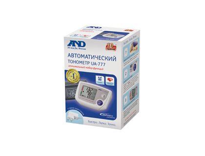 Тонометр автоматический A&D UA-777AC | интернет-магазин TOPSTO
