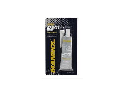 MANNOL Герметик прозрачный силик. (-40С-+200С) Silicone-Gasket transparent (80мл) (00143)   интернет-магазин TOPSTO