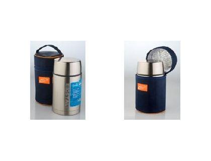 Термос BIOSTAL Авто NRP-700 0,7л с термочехлом | интернет-магазин TOPSTO