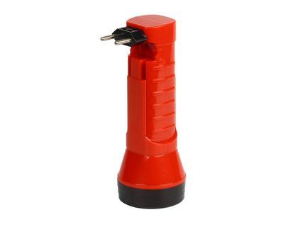 Фонарь SMARTBUY SBF-95-R 7 LED с прямой зарядкой красный | интернет-магазин TOPSTO
