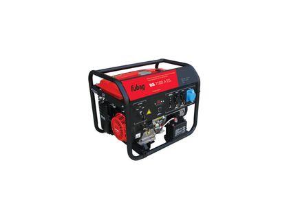 Генератор бензиновый Fubag BS 7500 | интернет-магазин TOPSTO