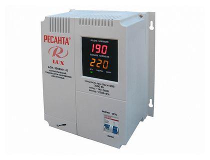 Стабилизатор напряжения Ресанта АСН-10000Н/1-Ц серый | интернет-магазин TOPSTO