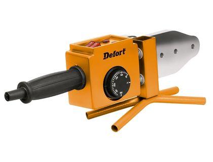 Аппарат для сварки труб DEFORT DWP-2000 | интернет-магазин TOPSTO