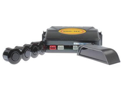 Парковочный радар Sho-Me Y-2630N04 Black | интернет-магазин TOPSTO