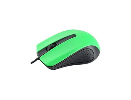 Мышь Perfeo PF-353-OP-GN Black&Green | интернет-магазин TOPSTO