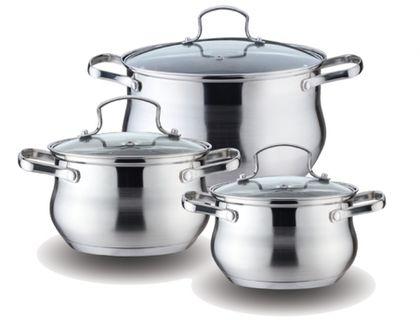 Набор посуды KELLI KL-4209 6 пред. | интернет-магазин TOPSTO