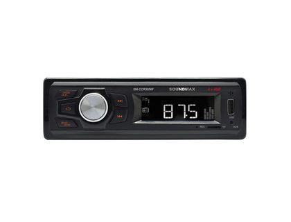 Автомагнитола SOUNDMAX SM-CCR3056F черный\OR | интернет-магазин TOPSTO