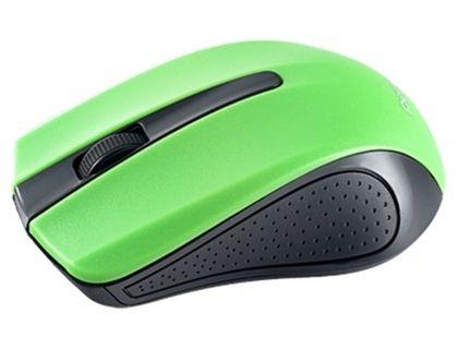 Мышь Perfeo PF-353-WOP-GN Black&Green, Wireless, 3 кн, 1000 dpi, USB (PF-353-WOP-GN) | интернет-магазин TOPSTO