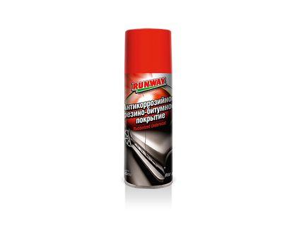 RUNWAY RW6090 Антикоррозийное резино-битумное покрытие 400 мл   интернет-магазин TOPSTO