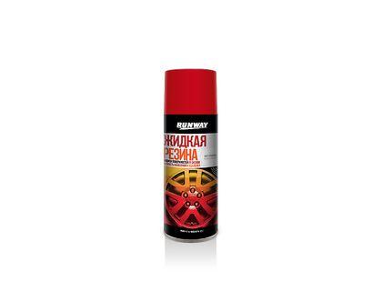 RUNWAY RW6705 Многофунк.покрыт.Жидкая резина 450мл (красн.) | интернет-магазин TOPSTO