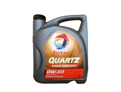 Масло TOTAL QUARTZ ENERGY 9000 0W30 (4л) 151523 (17469) | интернет-магазин TOPSTO