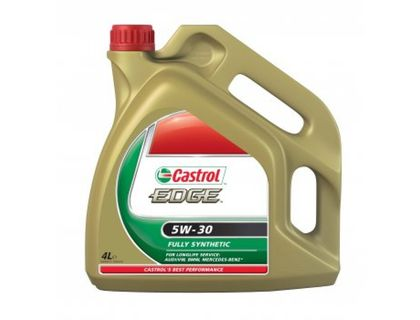Масло Castrol EDGE 5w30 (4л) VW504 00/507 00, BMW LL-04, MB229.31/229.51 14F948 | интернет-магазин TOPSTO
