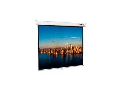 Настенный экран Lumien Master Picture 153х203 см Matte White FiberGlass (LMP-100109)   интернет-магазин TOPSTO