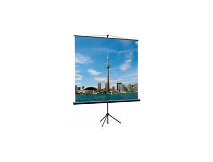 Экран на штативе Lumien Eco View 160x160 см возможностью настенного крепления (LEV-100105) | интернет-магазин TOPSTO