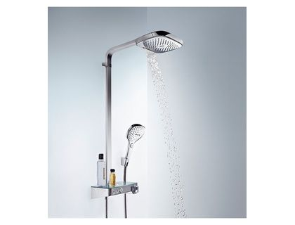 Душевая система HANSGROHE Raindance Select Showerpipe E 27127400 | интернет-магазин TOPSTO