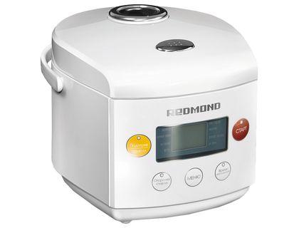 Мультиварка REDMOND RMC-02 белый | интернет-магазин TOPSTO