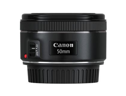 Объектив CANON EF 50MM F1.8 STM | интернет-магазин TOPSTO