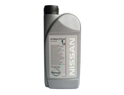 NISSAN ATF MATIC Fluid D жидкость для АКПП (1л) (США) 999МР-АА100Р (15530) | интернет-магазин TOPSTO
