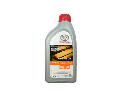 TOYOTA Motor Oil SAE 0W20 (1л) (EU) 08880-83264 (18286) | интернет-магазин TOPSTO